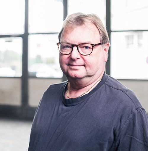 Herr Holger Weitz, technische Beratung Verzinken