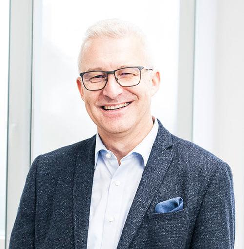 Geschäftsführer und Verwaltungsratspräsident der SDL AG Herr Christoph G. Wasserer